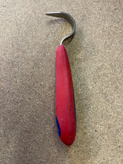 Red blue hoof pick only £1 each
