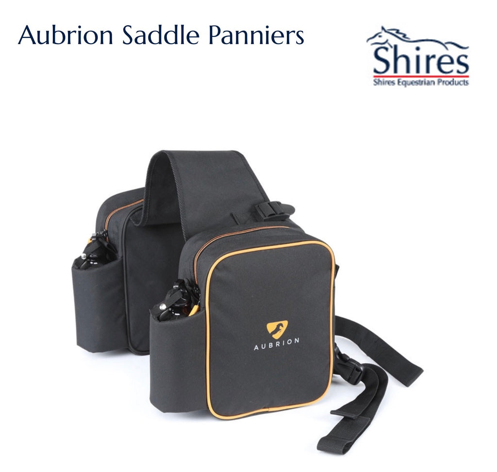 Aubrion Saddle Panniers 286