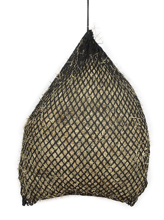 Soft mesh haylage net black 1040