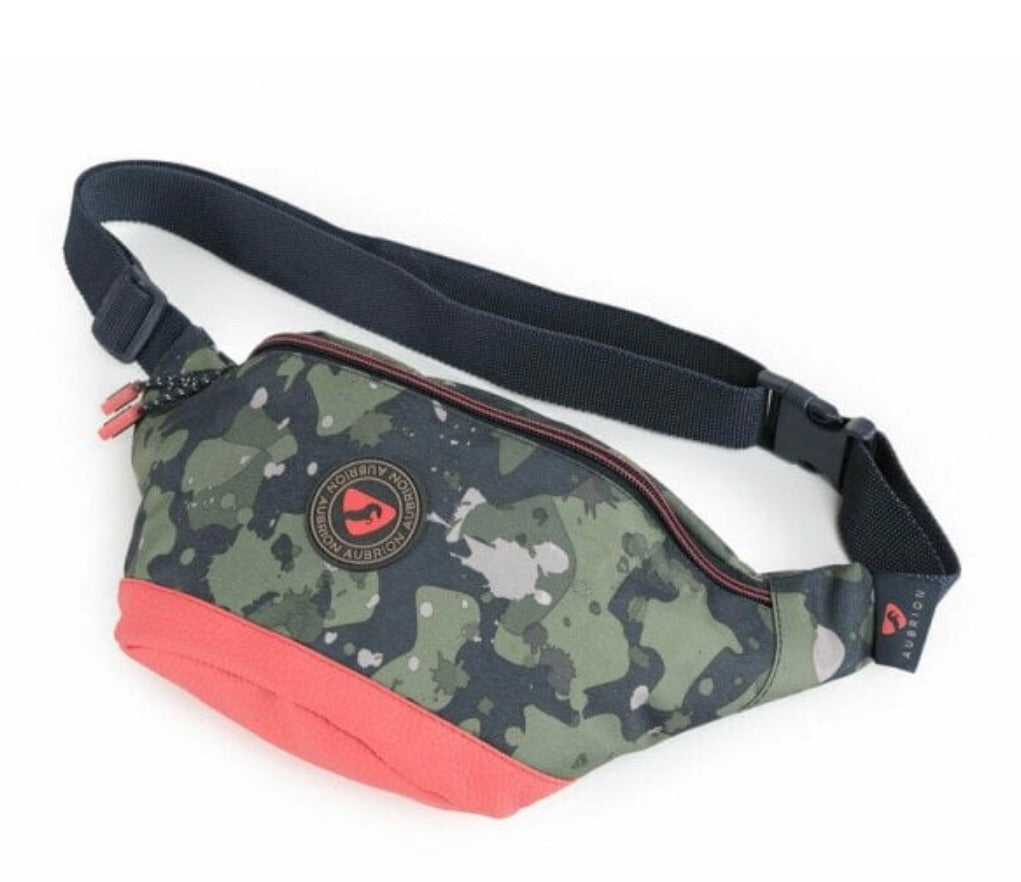 7727 Aubrion Bum Bag camo