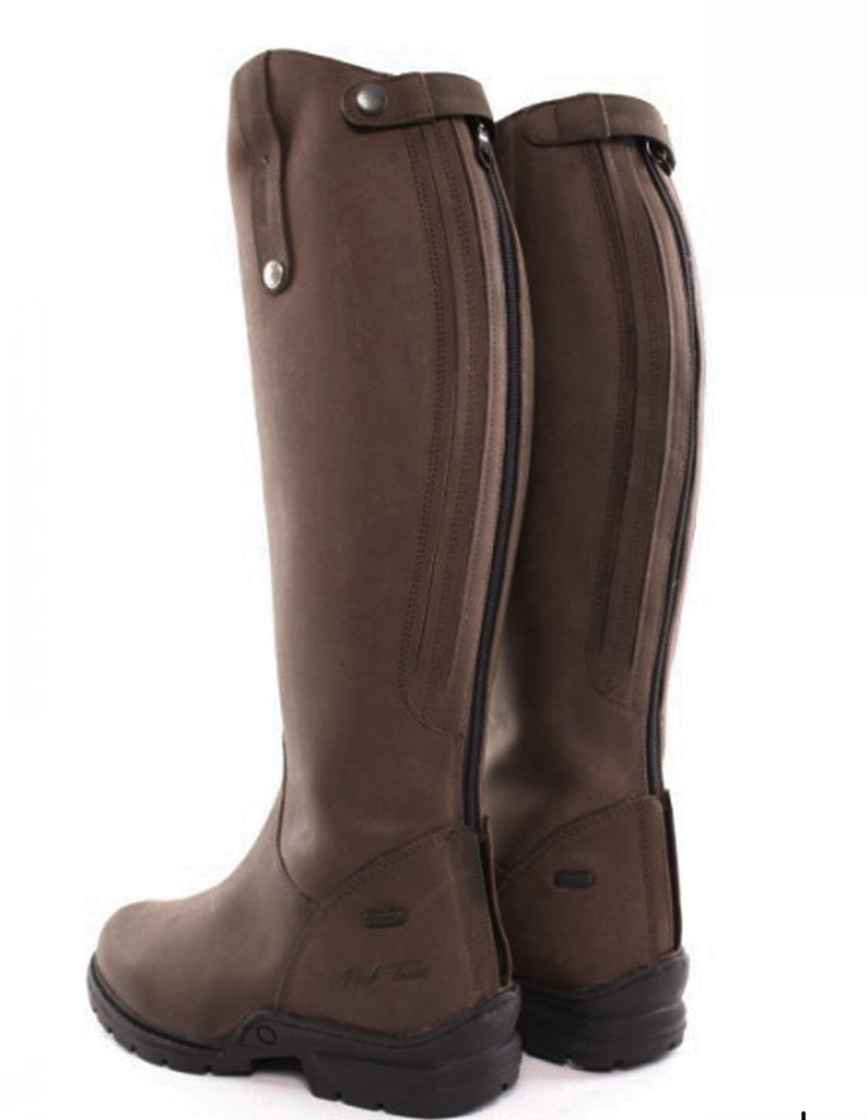 Mark Todd fleece lined tall winter boots brown our price £69.99 rrp £129.99