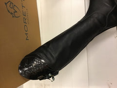 9949 moretta Marissa riding boots black adults RRP £119.99 OUR PRICE £49.99 LIMITED SIZES