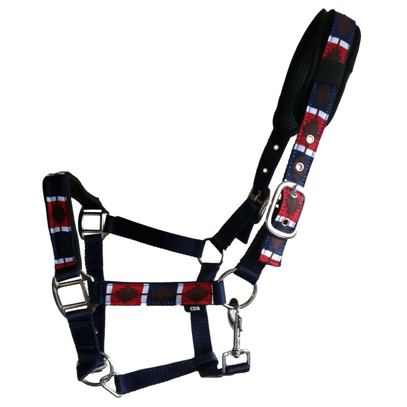 Padded Polo Nylon Headcollars only £9.99