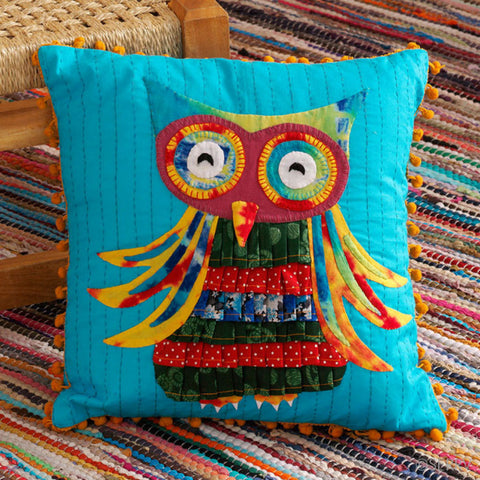 Night Owl Pillow