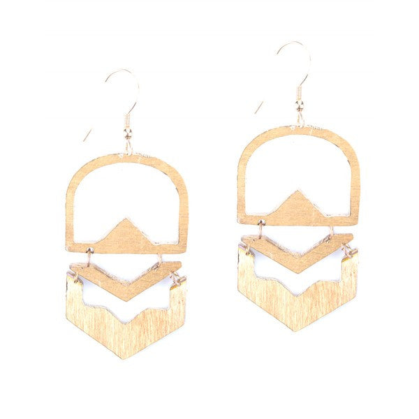 City Star Earrings