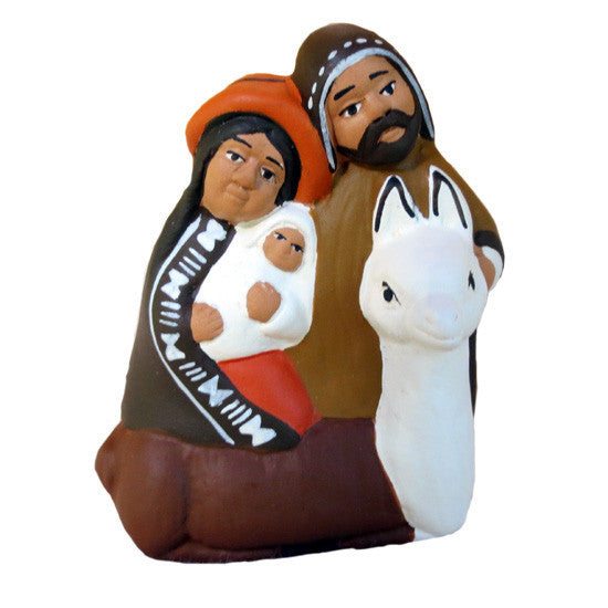 Flight to Egypt Nativity