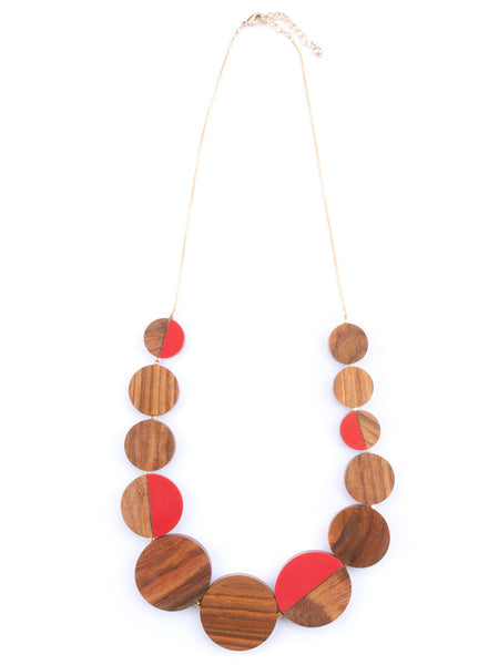 Curated Color Necklace