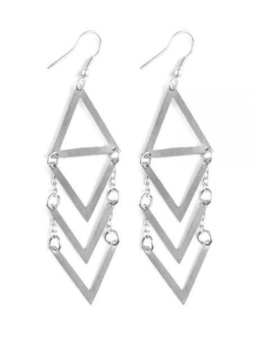 Tribal Motif Earrings