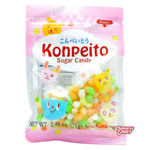 Japanese Candy: Asian Food Grocer Konpeito Sugar Candy