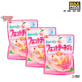 Japanese Candy: Bourbon Fettuccine Gummy (Peach)