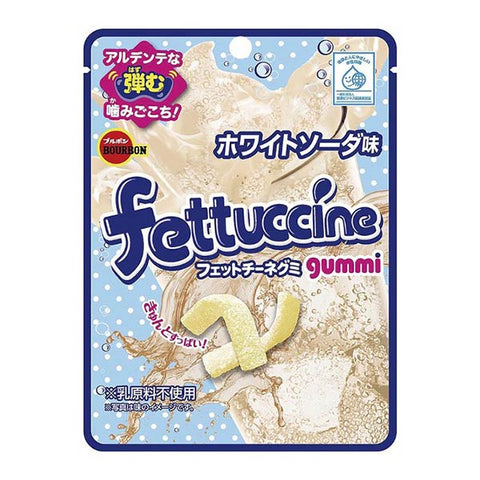 Fettuccine Gummy (White Soda)