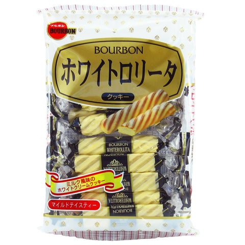Japanese Food: Bourbon White Rollita