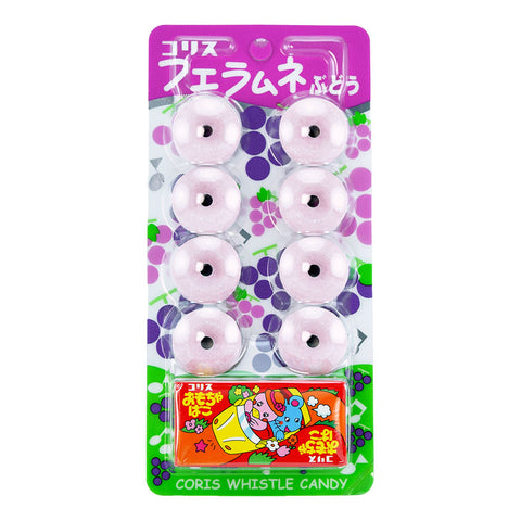 Japanese Candy: Coris Whistle Candy (Grape)