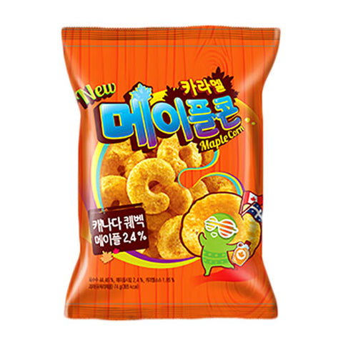 Caramel Maple Corn Puff