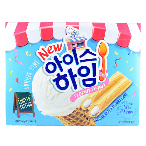Korean Snack: Crown Ice Heim Frozen Yogurt (Limited Edition)