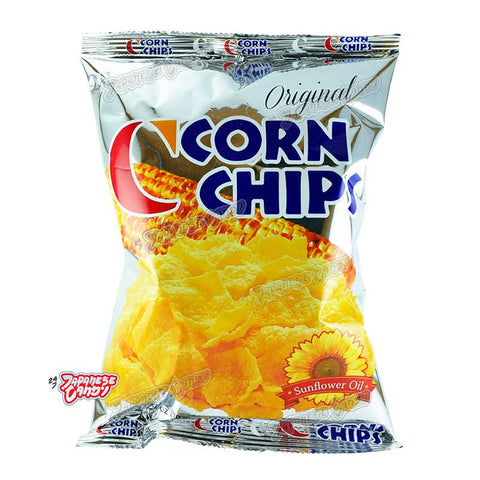 Japanese Snack: Crown Original Corn Chips