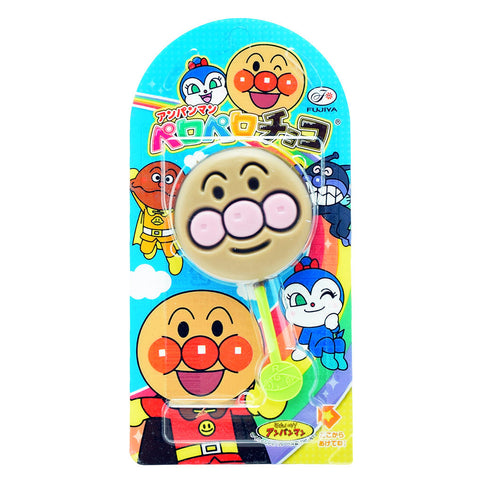 Japanese Chocolate: Fujiya Anpanman Pero Pero Chocolate