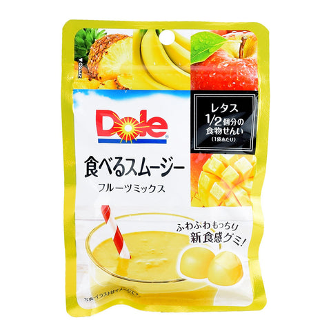 Japanese Candy: Fujiya Dole Smoothie Fruits Mix