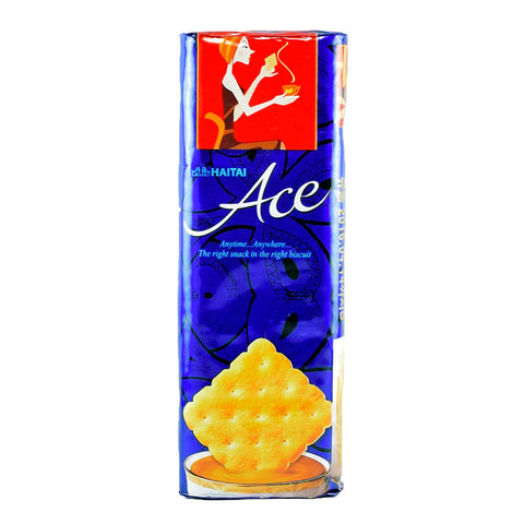 Korean Snack: Haitai Ace Cracker
