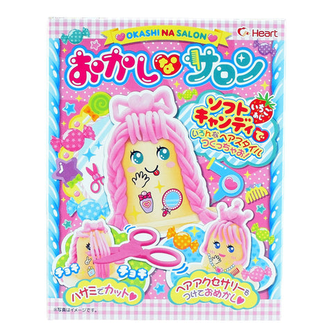 Japanese Candy: Heart Okashina Salon (DIY Candy Kit)