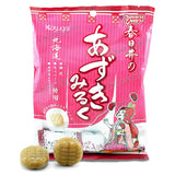 Japanese Candy: Kasugai Azuki Red Bean Milk Candy