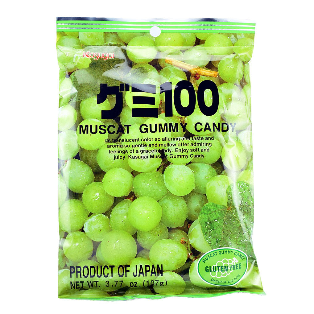 Buy Online Muscat Gummy Candy 24 7 Japanese Candy