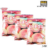 Japanese Candy: Kasugai Peach Gummy Candy