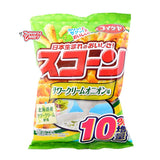 Japanese Snack: Koikeya Scorn Sour Cream & Onion