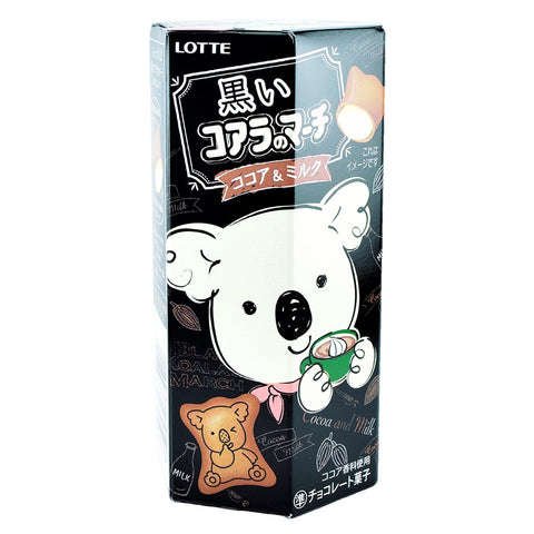 Japanese Snack: Lotte Koala March (Cocoa & Milk)
