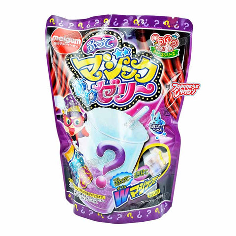 Japanese Candy: Meigum Futte Magic Awa Jelly (DIY Candy Kit)