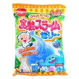Japanese Candy: Meigum Jikken Slime Jelly (DIY Candy Kit)