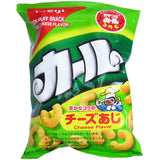 Japanese Food: Meiji Karl Cheese Corn Puff