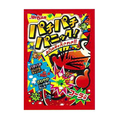 Pachi Pachi Panic Popping Candy (Cola)