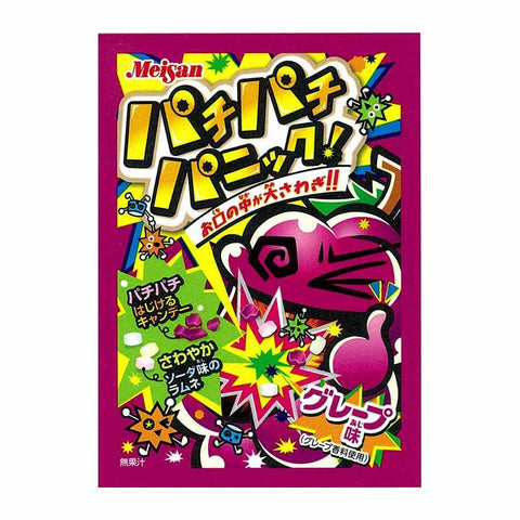 Pachi Pachi Panic Popping Candy (Grape)