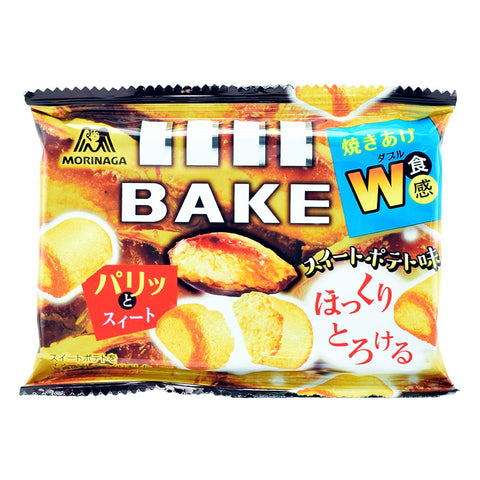 Japanese Snack: Bourbon Bake Sweet Potato