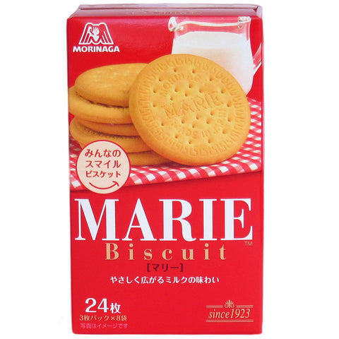 Japanese Food: Morinaga Marie Biscuit