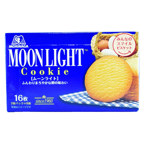 Japanese Cookie: Morinaga Moonlight Cookie