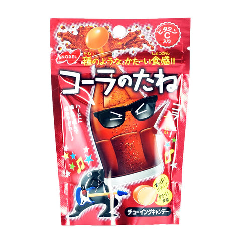 Japanese Candy: Nobel Cola No Tane Soft Candy