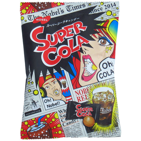 Japanese Candy: Nobel Super Cola