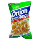 Korean Snack: Nongshim Onion Rings