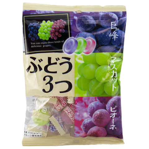 Japanese Candy: Pine Assorted Grape Candy