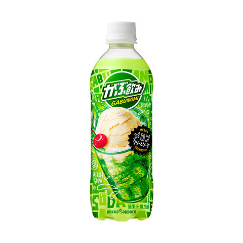 Gabunomi Melon Cream Soda
