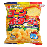 Japanese Snacks: Riska Corn Potage Snack