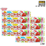 Japanese Candy: Sakuma Ichigo Strawberry Milk Hard Candy