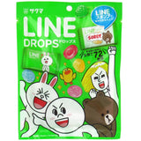 Japanese Candy: Sakuma Seika Line Drops Hard Candy
