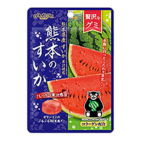 Zeitaku Suika Watermelon Gummy