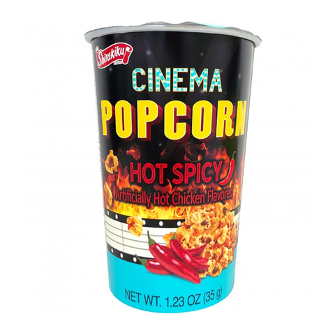 Cinema Popcorn (Hot Spicy Chicken)