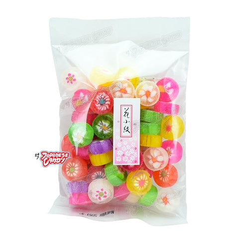 Japanese Candy: Taiki Hana-Komon Hard Candy