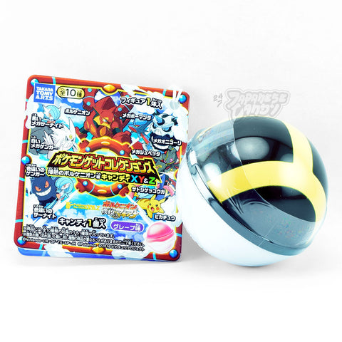 Japanese Toy: Takara Tomy Pokemon Get Collections Kalos League Hen XY&Z Ball