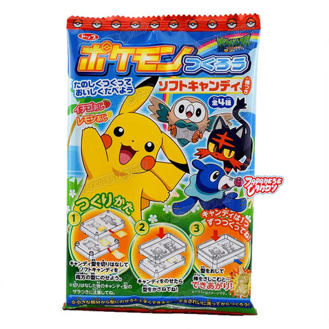 Japanese Candy: Top Seika Pokemon Tsukuro (DIY Candy Kit)